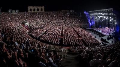 Ennio Morricone, Arena Concerto