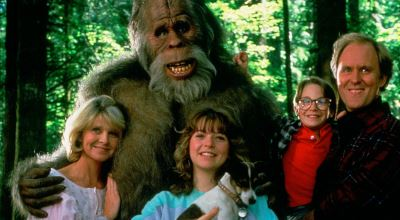 'Bigfoot y los Henderson' (1987)