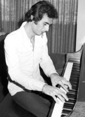 Bill Conti piano