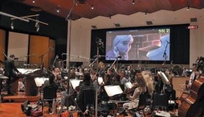 Compositores de Disney
