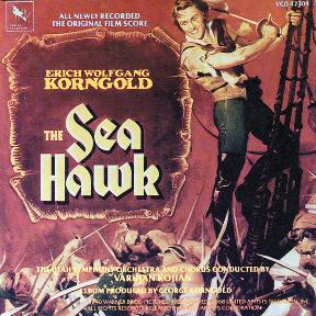 'El halcón de los mares' (1940)