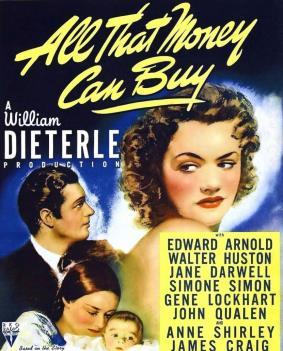 'El hombre que vendio su alma' (1941)