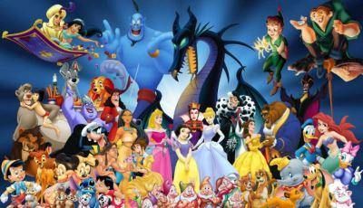Filmografía de Disney
