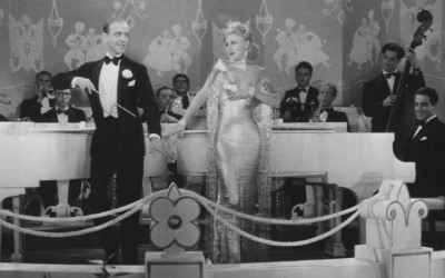 Ginger Rogers-Fred Astaire