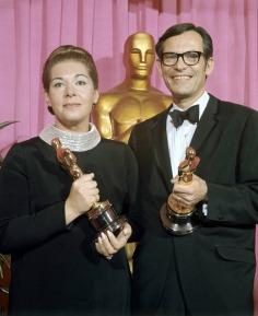 Alan Bergman y Marilyn Bergman