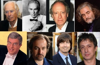 Compositores de la saga Bond