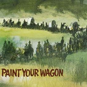 the paint your wagon