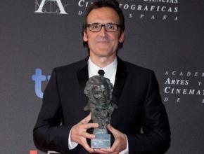 Alberto Iglesias y el Goya