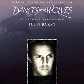 'Bailando con lobos' (1990)