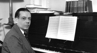 Cole Porter componiendo