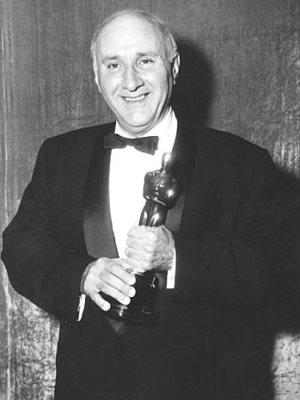 Dimitri Tiomkin y un Oscar