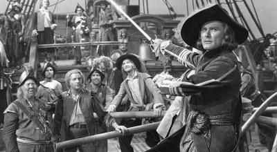 'El capitán Blood'' (1935)