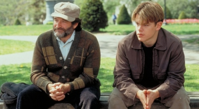 'El indomable Will Hunting'