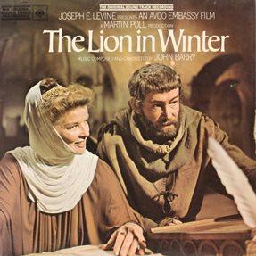 'El león de invierno' (1968)