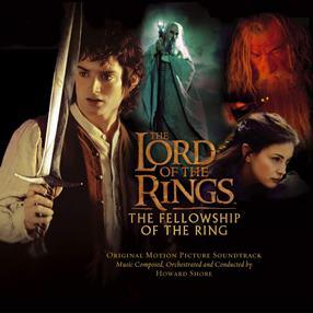 'El señor de los anillos la comunidad del anillo' (2001)