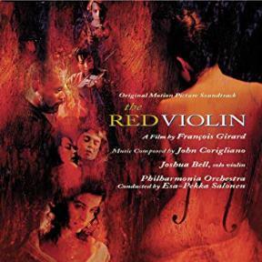 'El violín rojo' (1999)