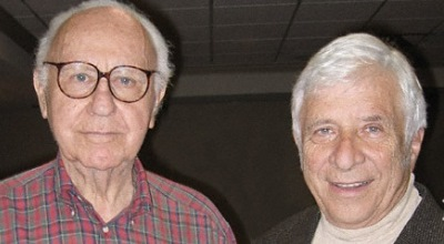 Elmer Bernstein y David Raksin