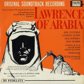 'Lawrence de Arabia' (1962)