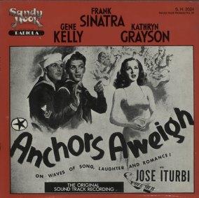'Levando anclas' (1945)