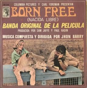 'Nacida libre' (1966)