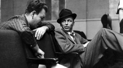 Nelson Riddle y Frank Sinatra