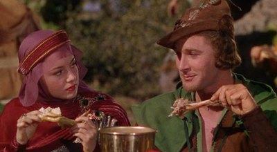 'Robin de los bosques' (1938)