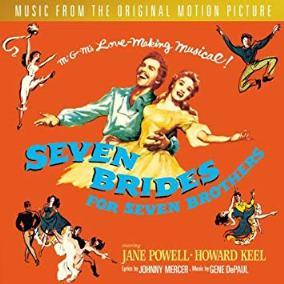 'Siete novias para siete hermanos' (1954)