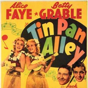'Tin Pan Alley' (1940)