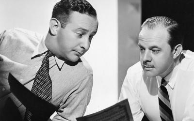 Arthur Freed y Nacio Herb Brown