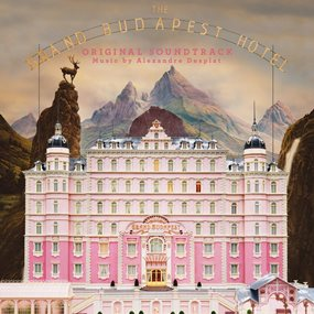 'El gran hotel Budapest' (2014)
