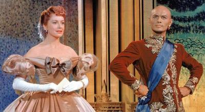 'El rey y yo' (1956)
