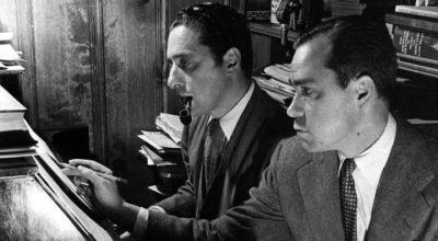 Harold Arlen y Johnny Mercer