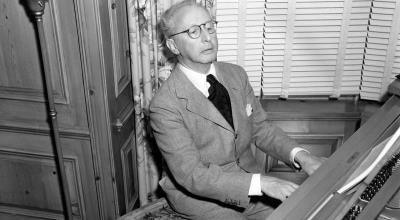 Jerome Kern al piano