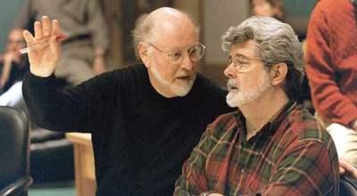 John-Williams-y-George-Lucas