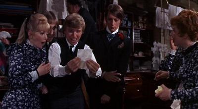 'La mitad de seis peniques' (1967)