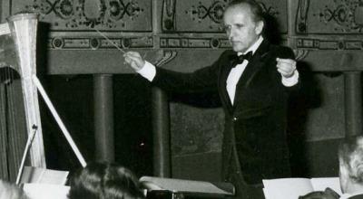 Nino Rota en concierto
