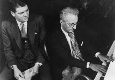 Oscar Hammerstein II y Jerome Kern