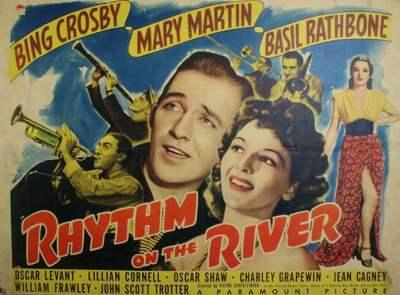 'Rhythm on the river' (1940)