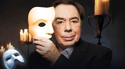 andrew lloyd webber and the phantom of the opera