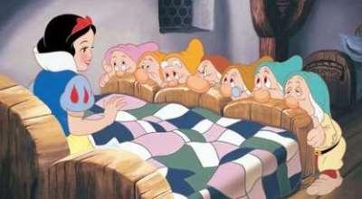'Blancanieves y los siete enanitos' (1937)