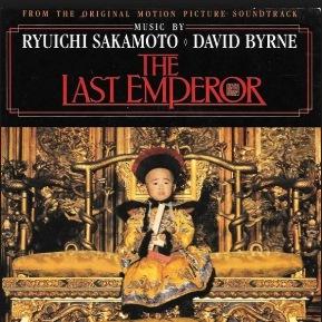 'El último emperador', Ryuichi Sakamoto y David Byrne (1987)
