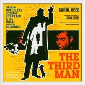 'El tercer hombre', Anton Karas (1949)