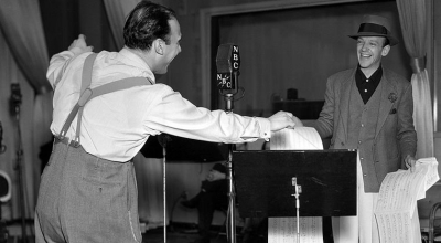 Johnny Green con Fred Astaire