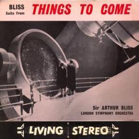 'La vida futura', Arthur Bliss (1936)