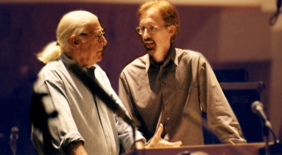 Mark McKenzie y Jerry Goldsmith