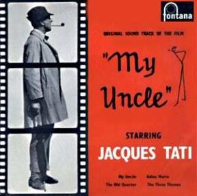 'Mon Oncle', Franck Barcellin (1958)