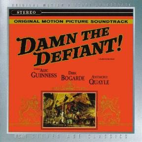 'Motín en el Defiant', Clifton Parker (1962)