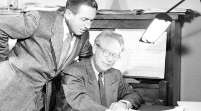 Oliver-Wallace con Walt Disney