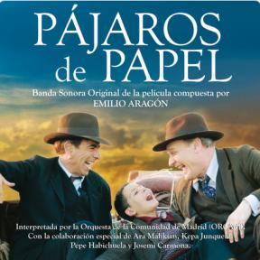 'Pajaros de papel', Emilio Aragón (2010)