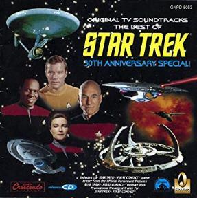 'Star Trek', Dennis McCarthy y Jay Chattaway (1996)